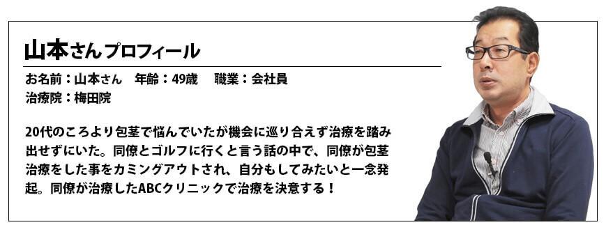 ABCクリニック 山本さん